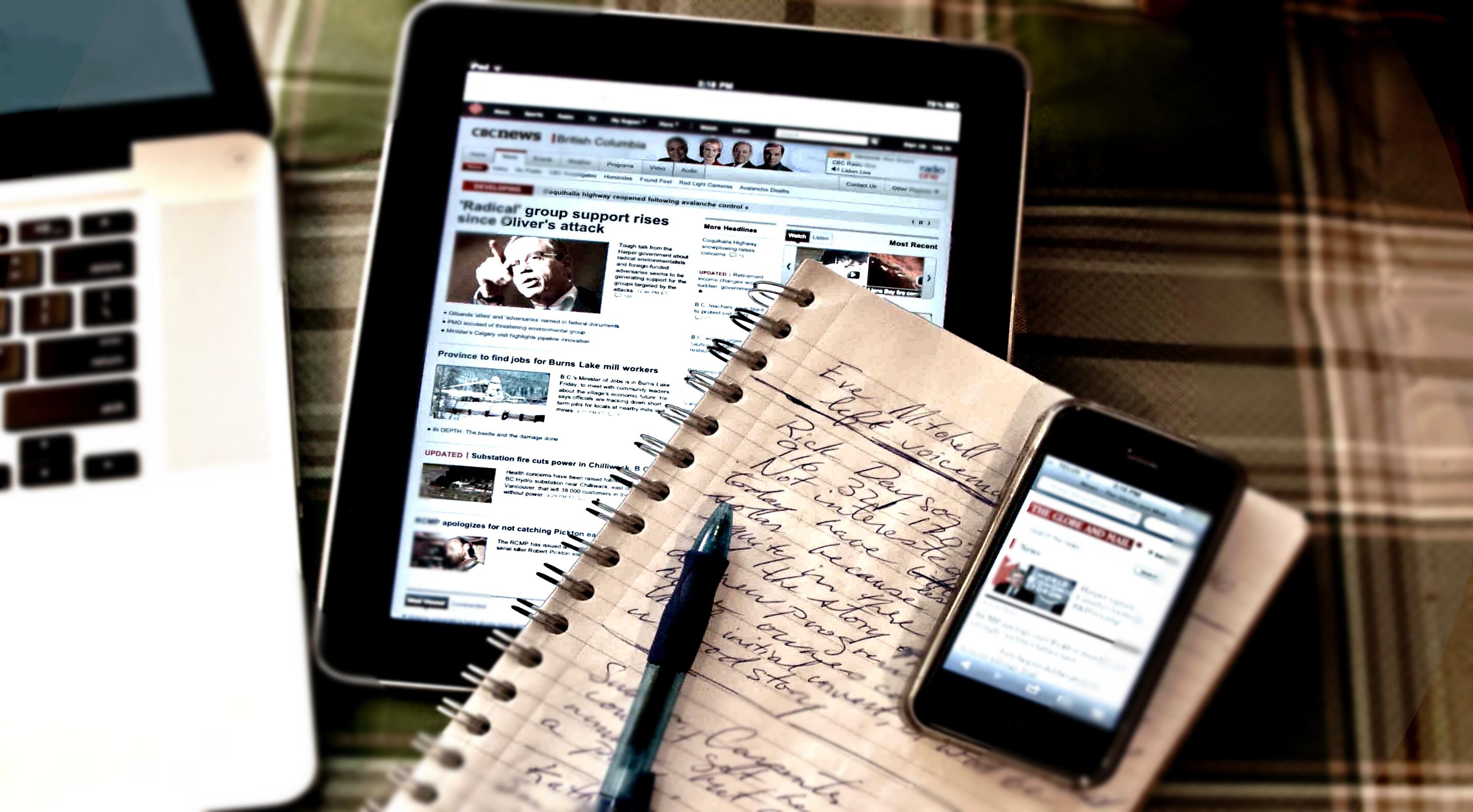 O Que Faz Um Jornalista Agenda Do Produtor Portf U00f3lios