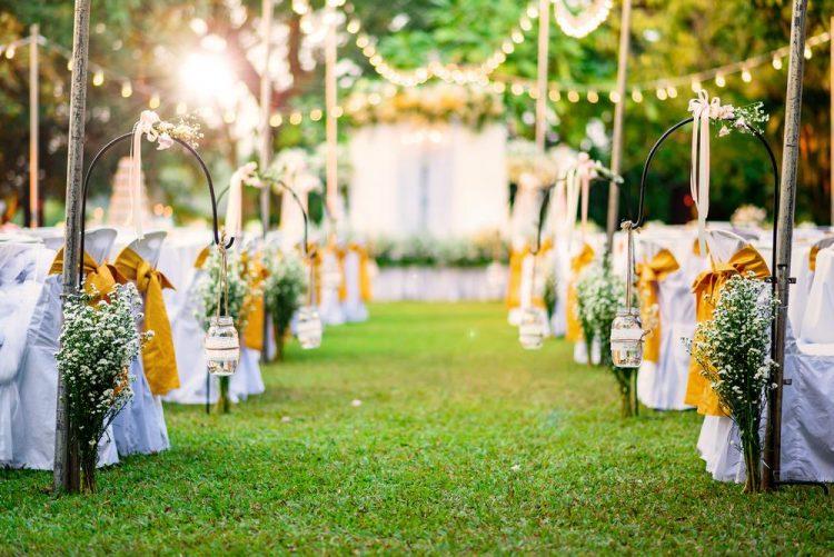 recepcionista de eventos para casamentos