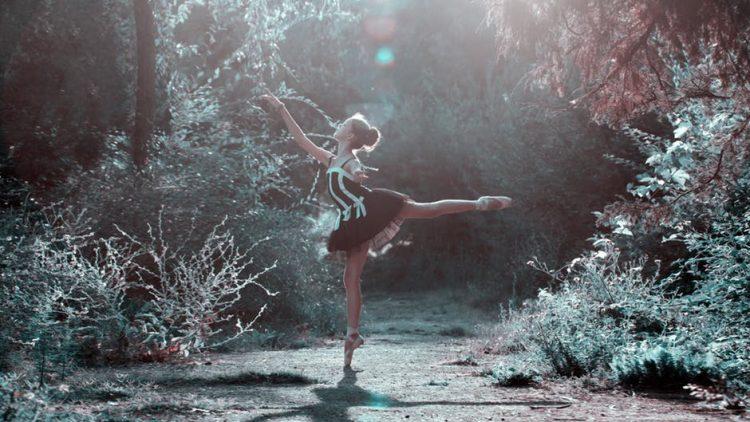 Imagem ilustrativa de como ganhar dinheiro como bailarina