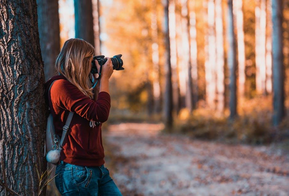 Imagem meramente ilustrativa de como ganhar dinheiro como fotografo