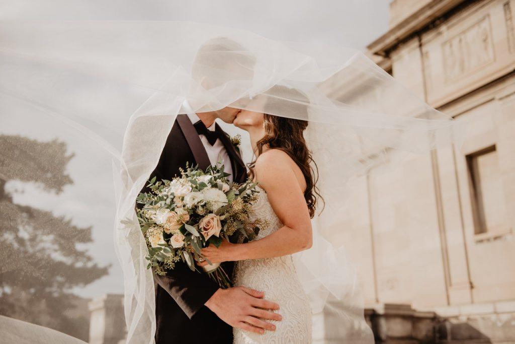 casamento com fotos